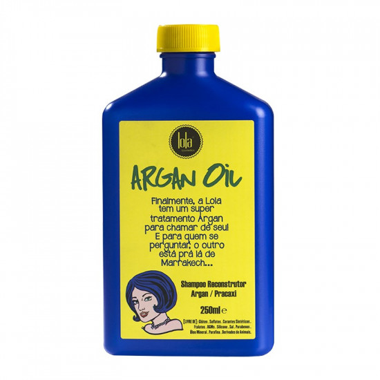 Lola Cosmetics Argan Oil-...