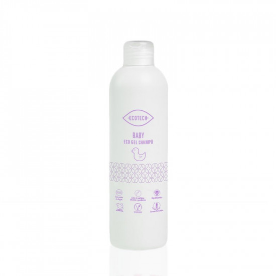 Ecotech Gel Champu Baby 500ml