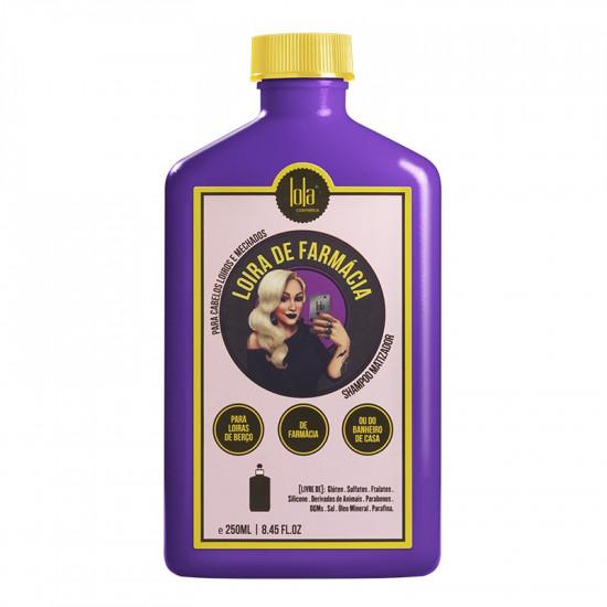 Loira De Farmácia - Shampoo...