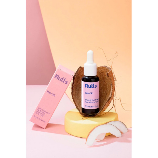 Rulls 3-IN-ONE Hair Oil