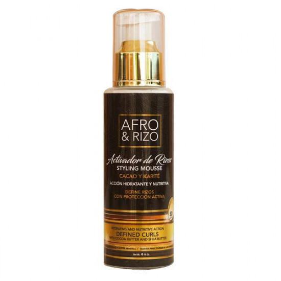 Afro & Rizo Activador de...