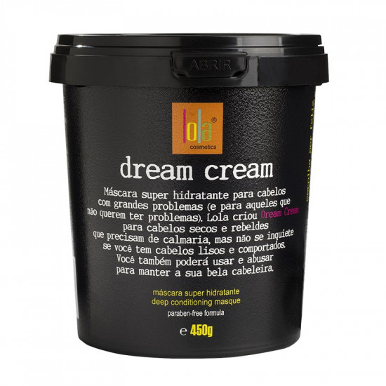 Dream Cream - Máscara 450g