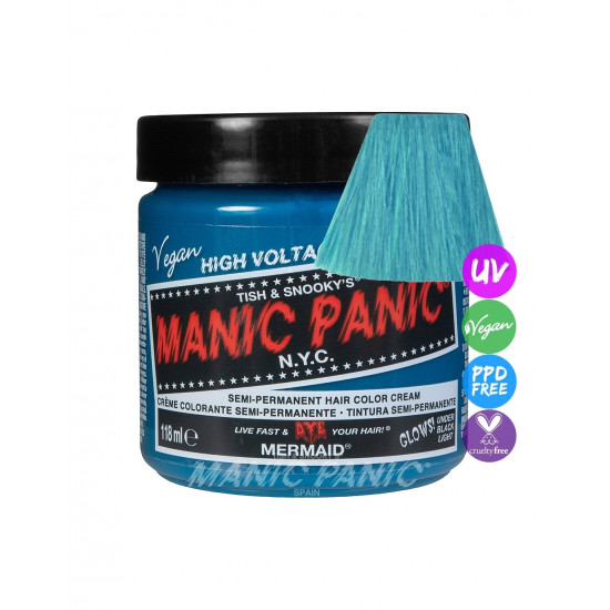 Manic Panic Classic Mermaid