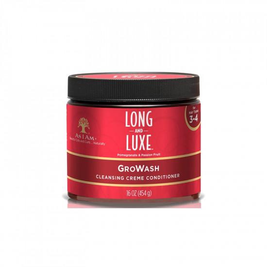 AS I AM Long & Luxe Growash...
