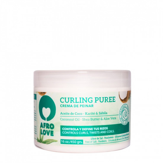 Afro Love Curling Puree 235g