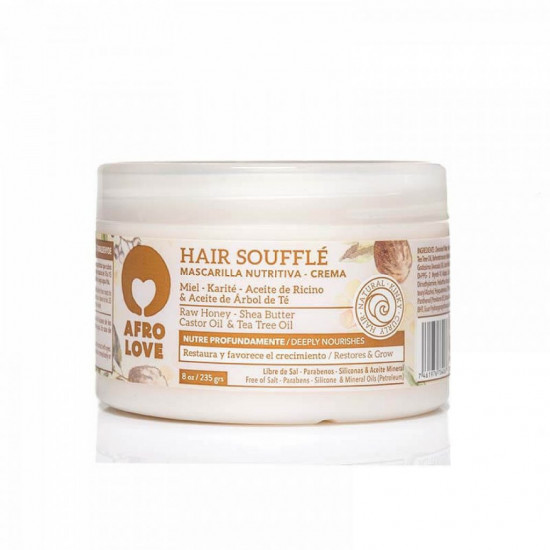 Afro Love Hair Souffle 237g