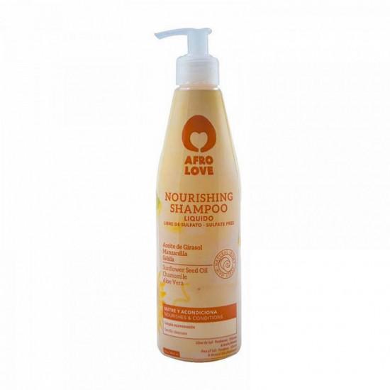 Afro Love Shampoo...