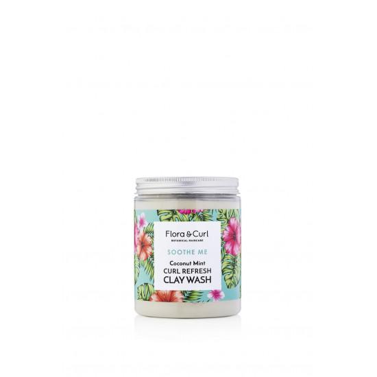 Flora & Curl Coconut Mint...