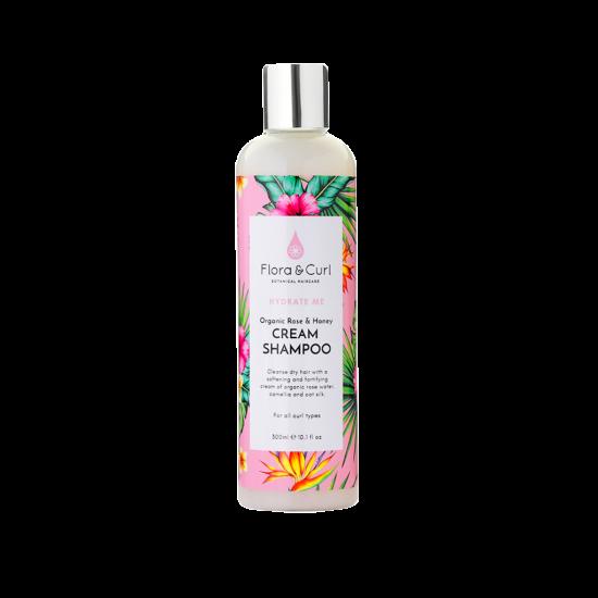 Flora & Curl Organic Rose &...