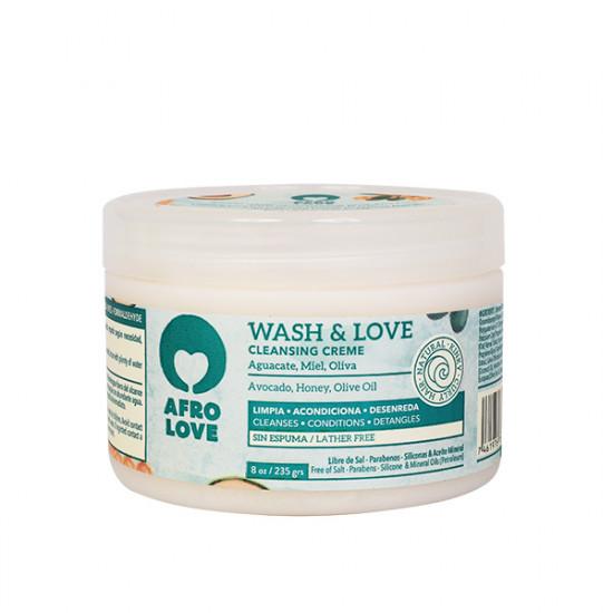 Afro Love Wash & Love 235g