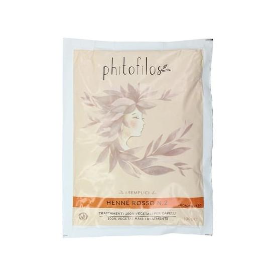 Phitofilos Henna N.2 (Cobre)