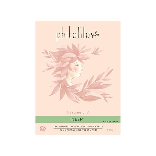Phitofilos Polvo de Neem Puro